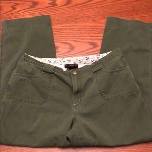 Venezia by Lane Bryant twill pants, size 18